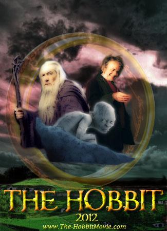 The Hobbit Movie teaser