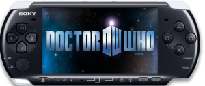 Doctor Who on PSP