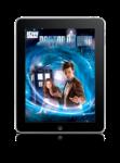 Digital Dr. Who on iPad
