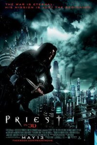 Priest Movie Poster