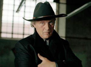 Rutger Hauer Black Hat