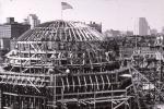 Building the Hayden Planetarium