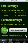 Paranormal Recorder App