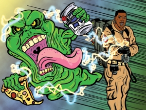 PHXCC Badge Art Ghostbusters