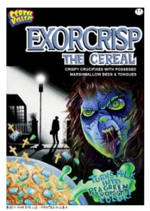 Cereal Killers Exorcrisp