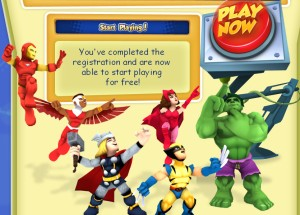 Come Play Super Hero Squad Online
