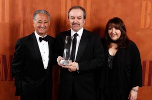 BMI Richard Kirk Award Presentation