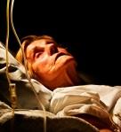 Miss Caroline in a coma