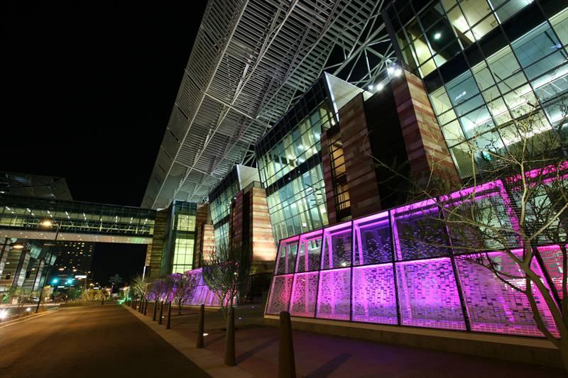 Phoenix Convention Center Night