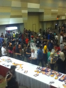 Phoenix Comic Con Crowd