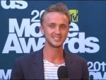 Tom Felton 2011 MTV