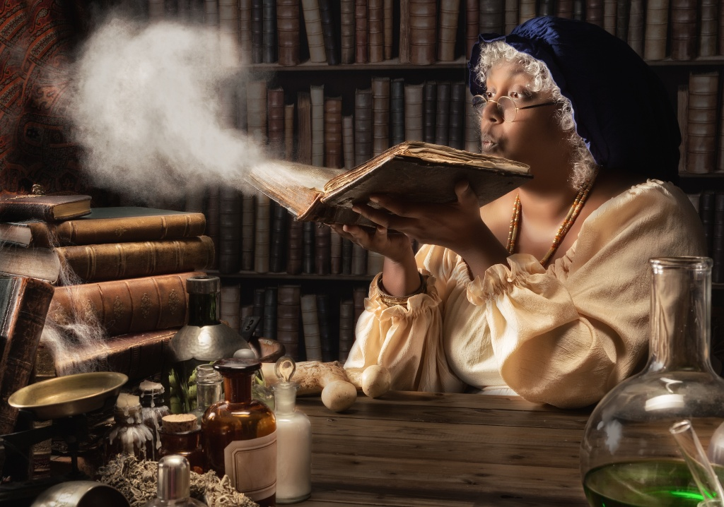 Literary alchemy